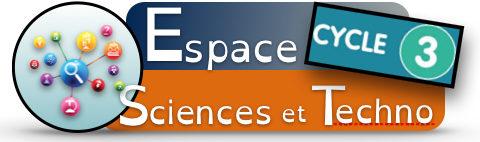 Espace enseignement sciences et technologie cycle 3 (sixième)